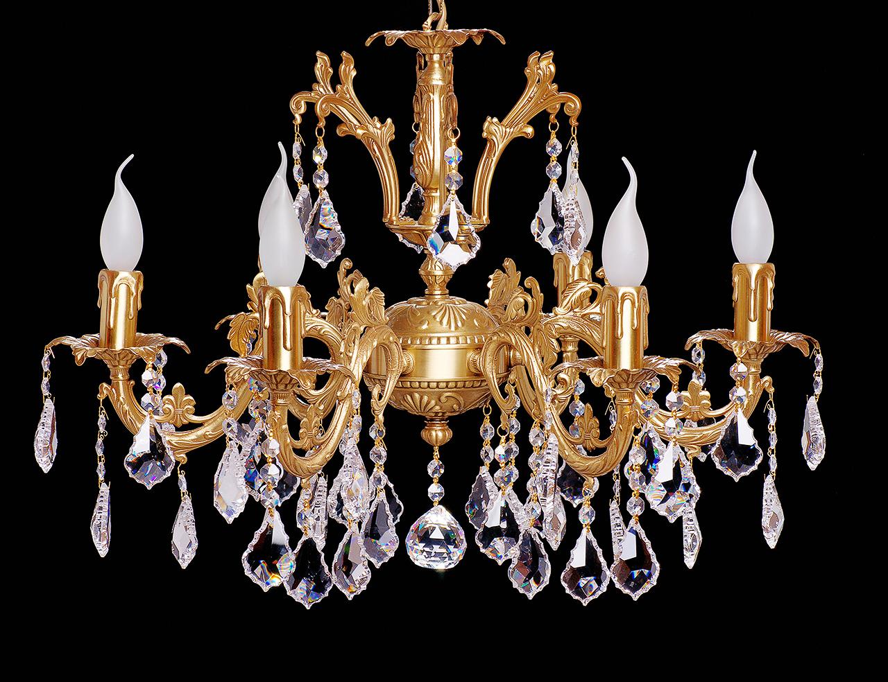 светильники с лампочками-свечками http://color-foto.com