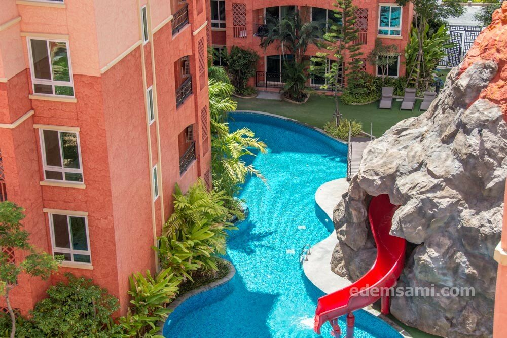 Seven Seas Condo Resort Pattaya