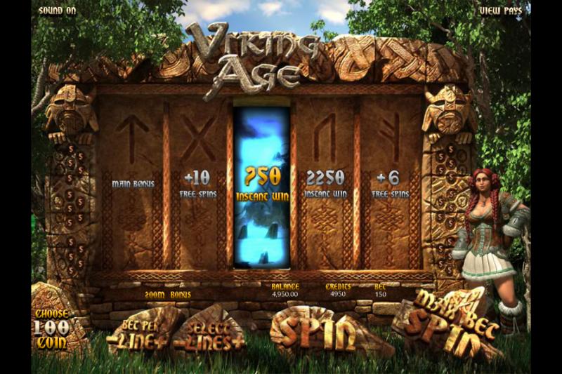 красивый игровой автомат на тему истории