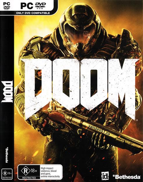 Doom (2016) PC | RiP от xatab | Update 8 | Версия 6.66