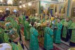 Вечерняя молитва накануне именин Правящего архиерея