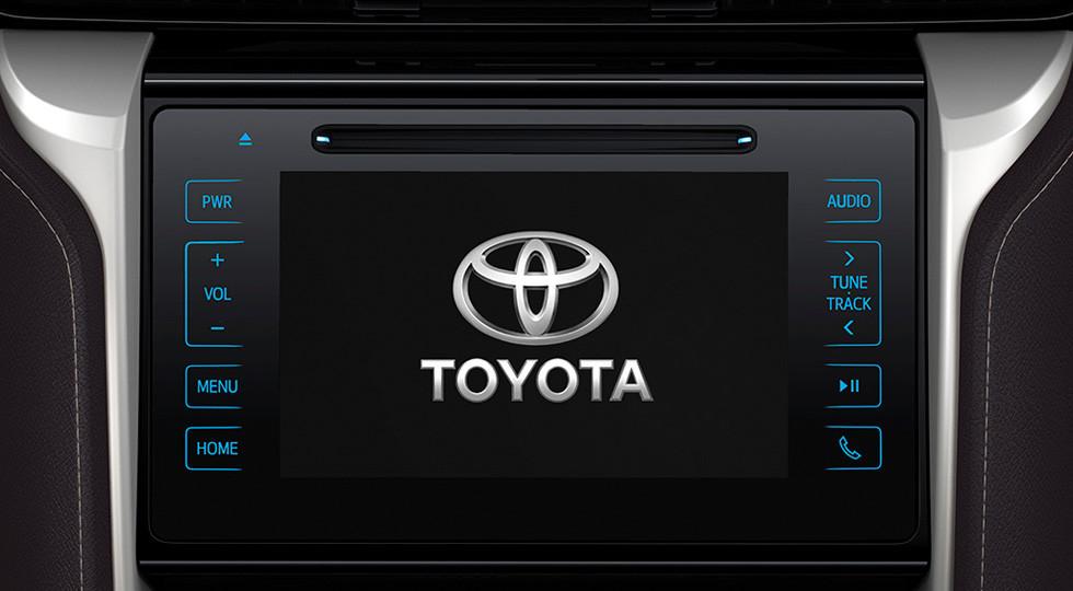 Российские дилеры Toyota начали приём заказов на Fortuner