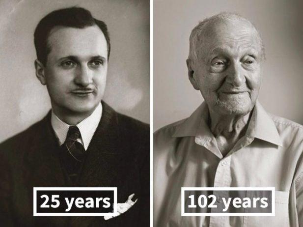 Власта Цизкова, 23 года и 101 год