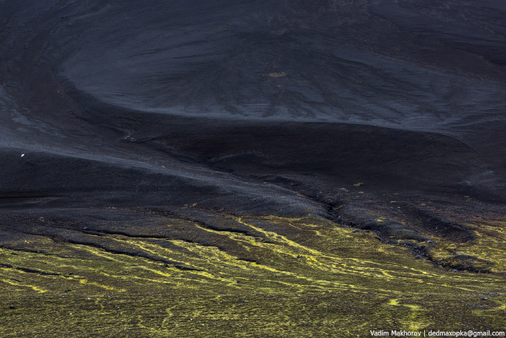Фотографии Вадима Махорова   1. В последние годы Исландия набрала сильную популярность среди пу