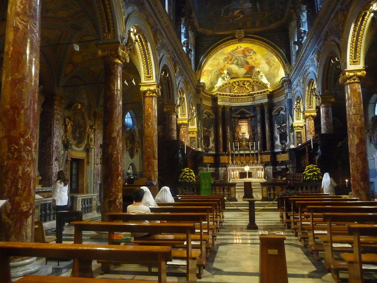 Chiesa  di Santa Maria in Via Lata  (9).JPG