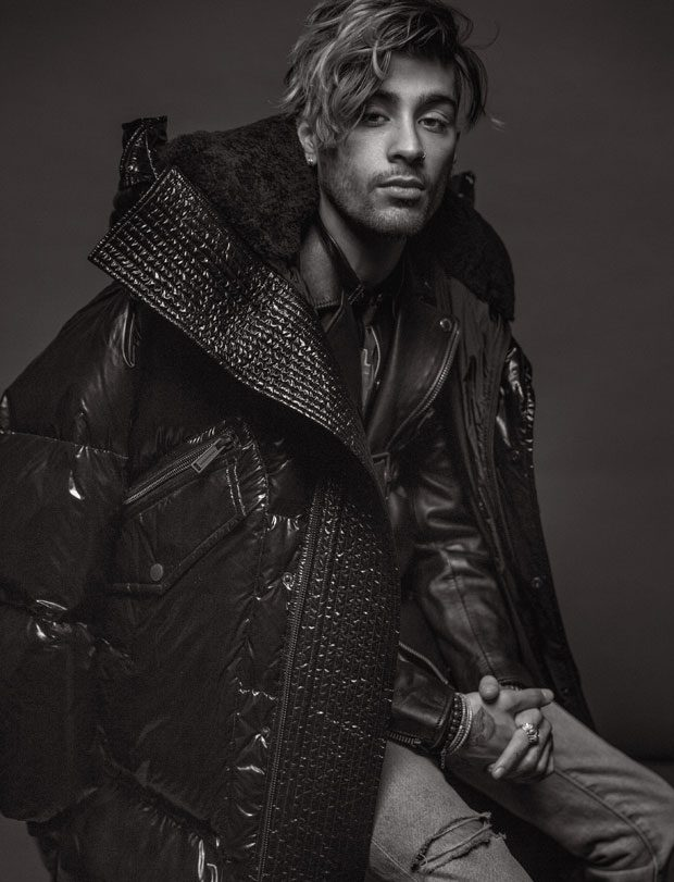 Photographed By Inez & Vinoodh Styled By Panos Yiapanis Grooming Joanna Simkin at The Wall Group Exe