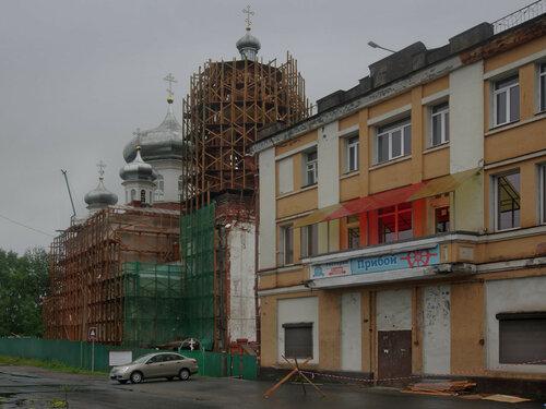 Город Кемь Автор: Юрий Семенов