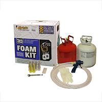 Foam Kit 200 (напыление) Площадь покрытия, 19м2