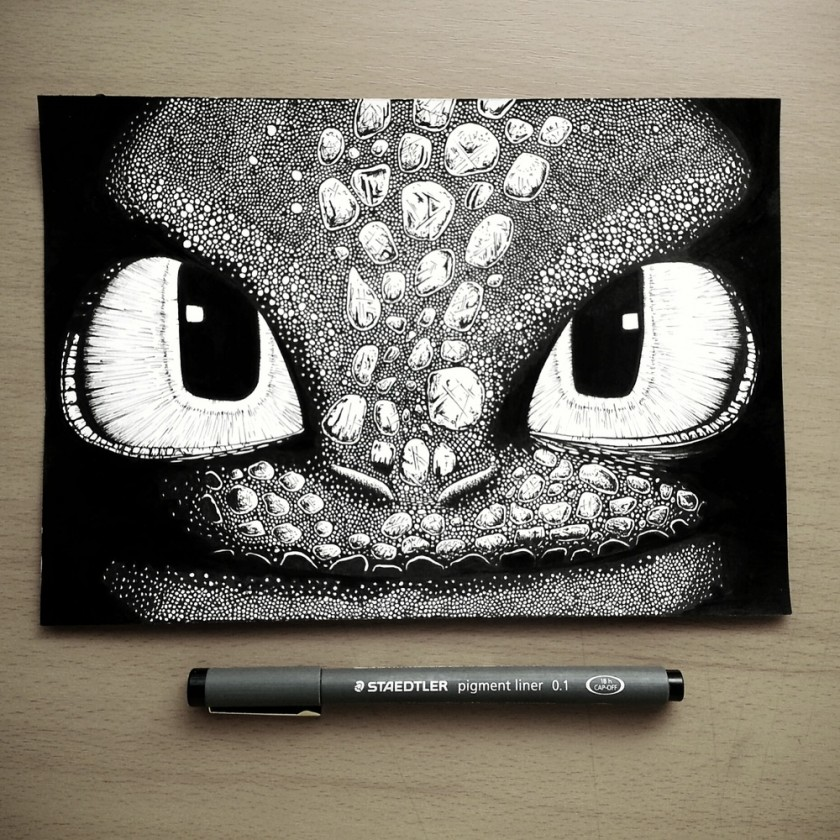 Incredibly Realistic Drawings by KG Arts