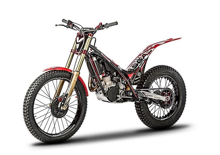 Модельный ряд триальных мотоциклов Gas Gas 2018