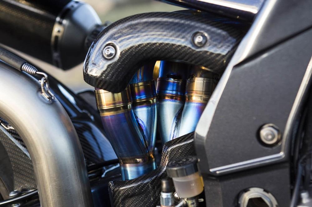 Масл-байк PGM V8 с 2-литровым мотором V8