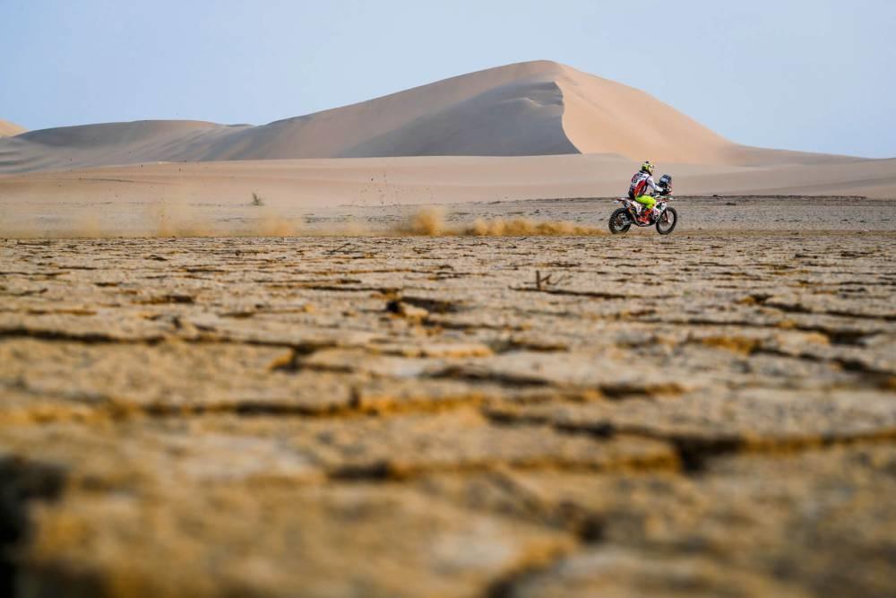 Фотографии с 3-го этапа ралли Дакар 2018