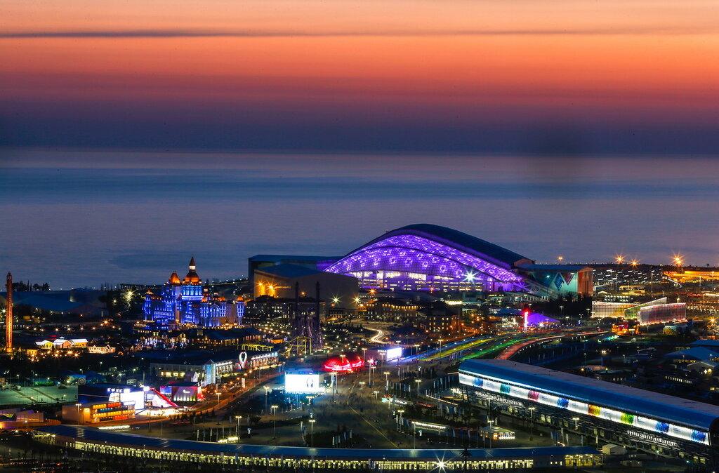 Виды Сочи|Sochi in pictures