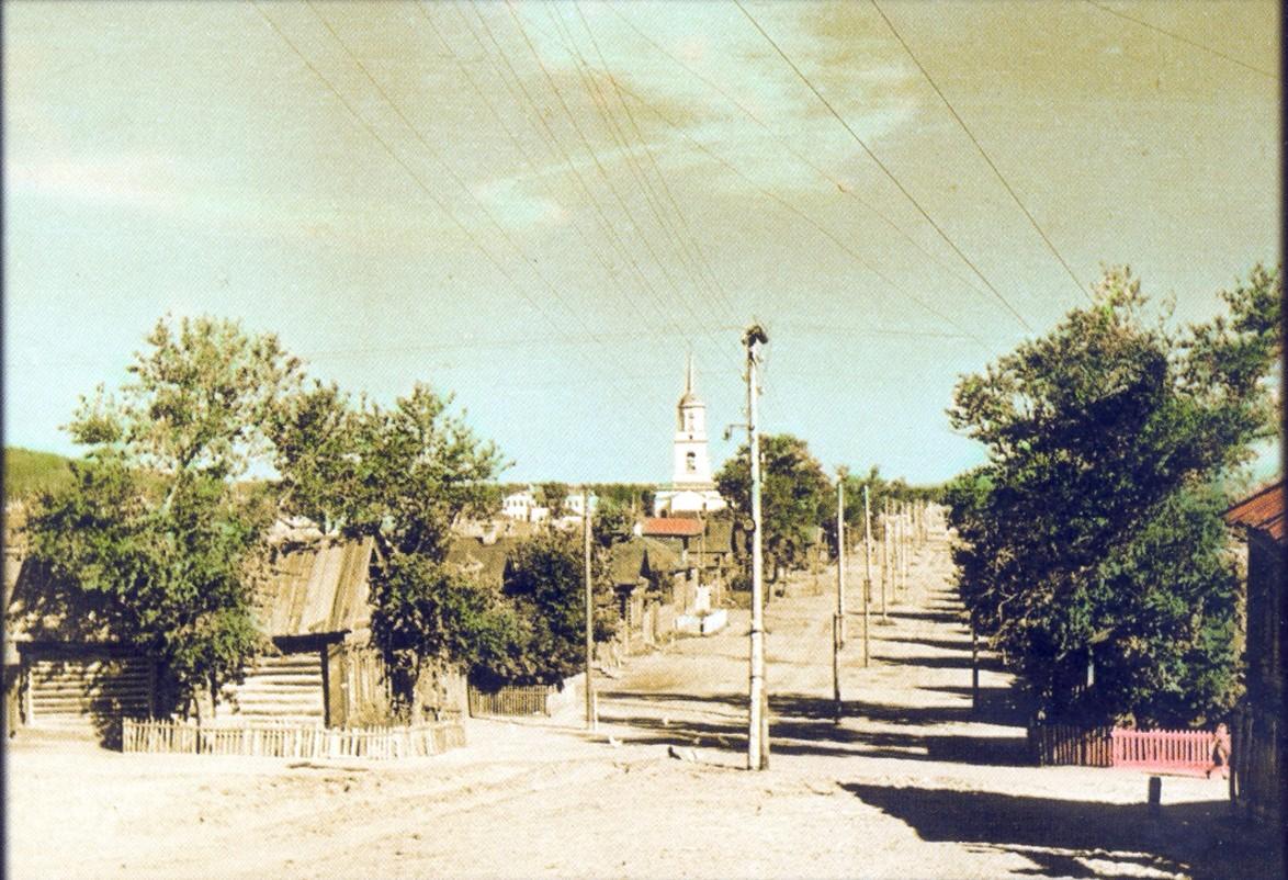 Посадская улица