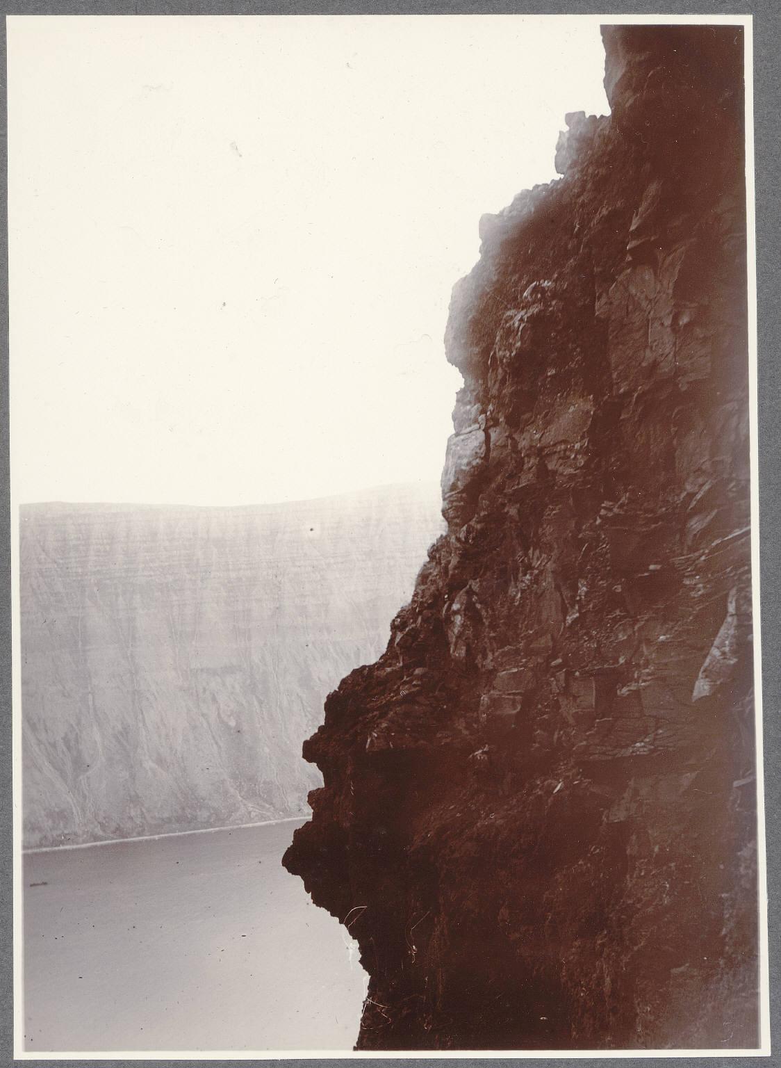 Край скалы над Исафьордюр