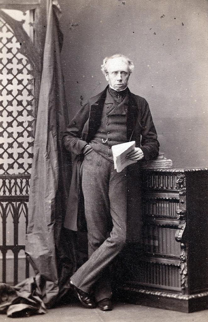 1861. Генри Грей, 3-й граф Грей (1802—1894). Занимал пост государственного секретаря по войне и колониям (1846—1852) в правительстве вигов под руководством Лорда Джона Рассела