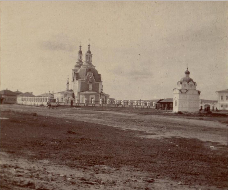 52. Минусинск