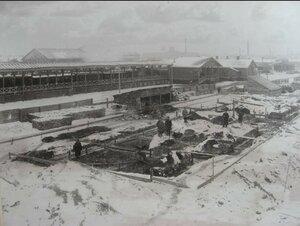 09. Начало сооружения Петербургской станции Императорских поездов