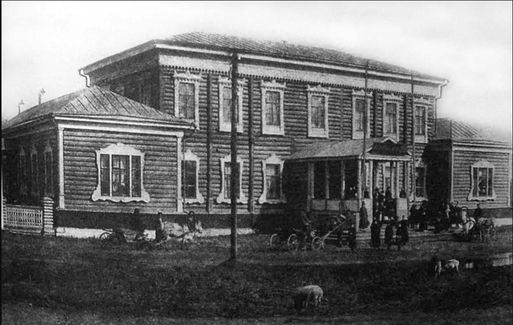 Алексеевская женская гимназия. 1875