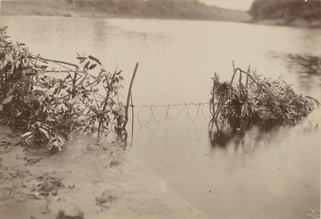 Стойбище на реке Васюган