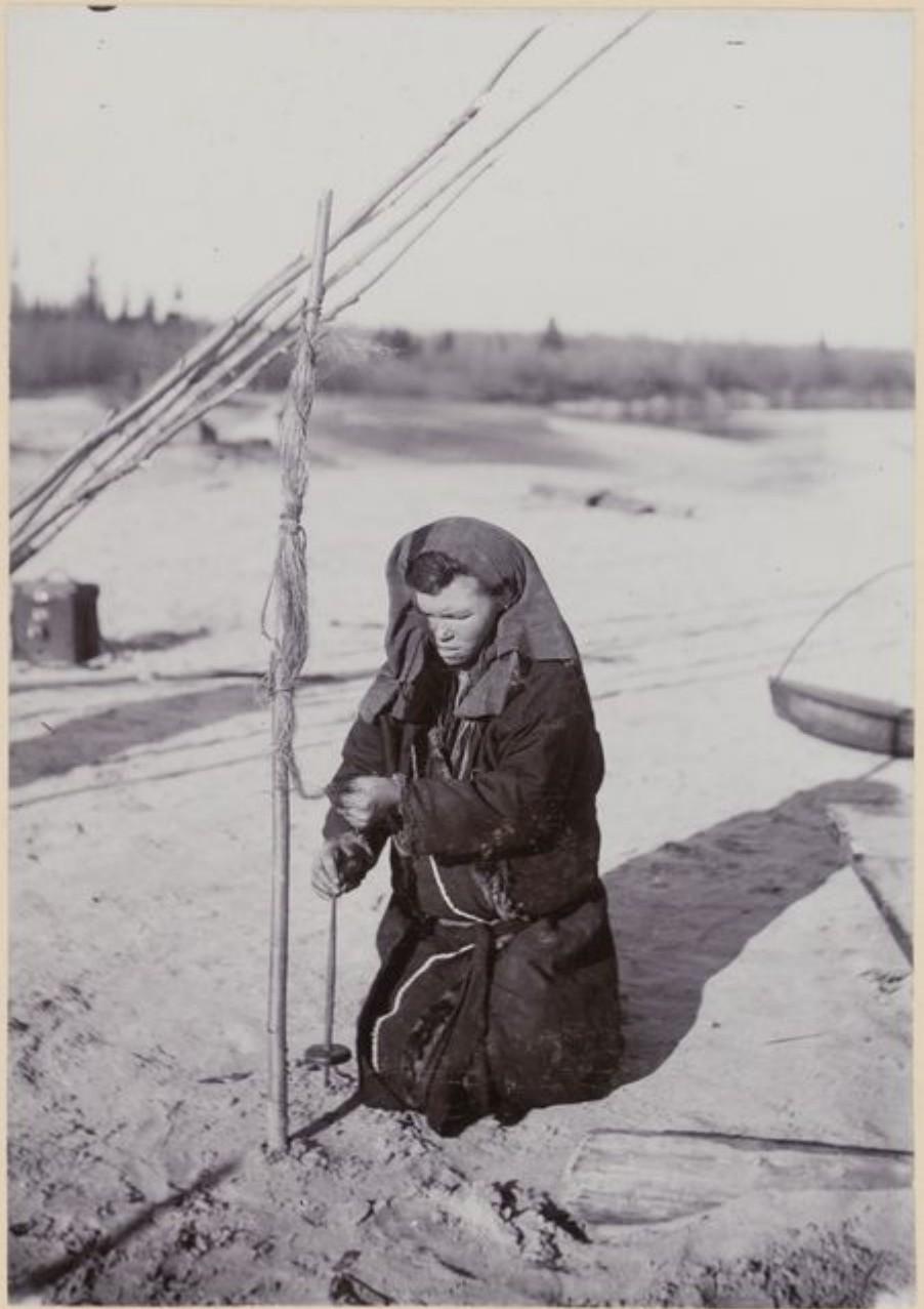 Рыбак. Юган