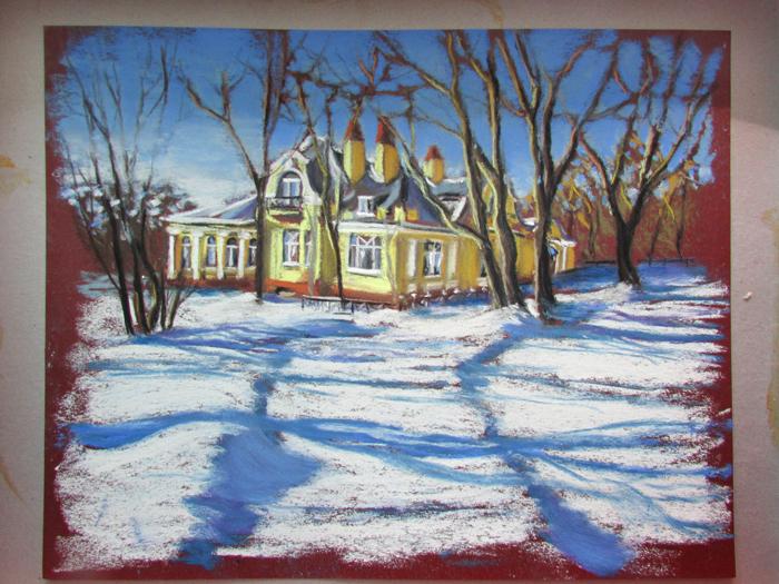 дом Рождественского