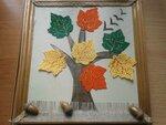 Торишняк Милана (рук. Каширихина Ирина Владимировна) - Осеннее дерево