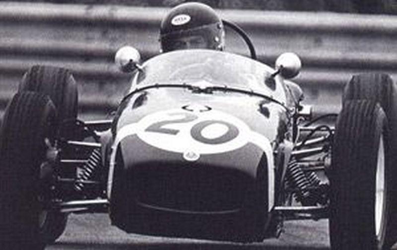George Harrison Lotus 1961 Donington 1979 2.jpg