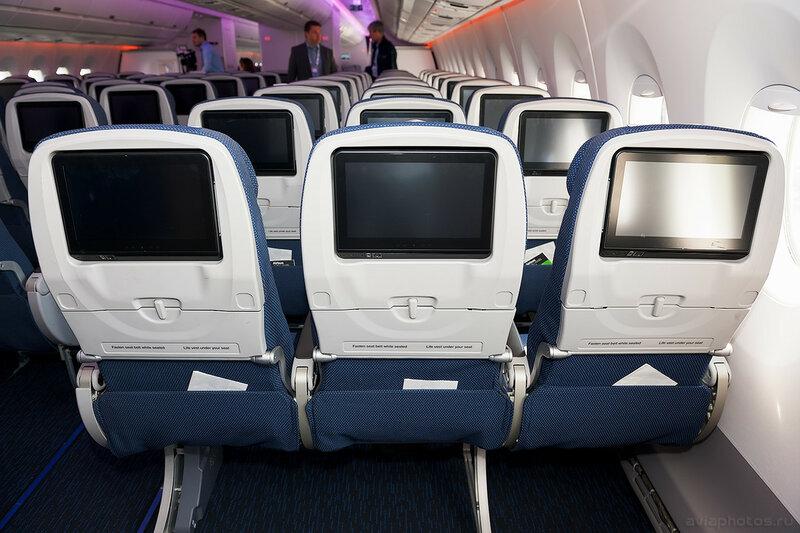 Airbus A350-941 (F-WWCF) Airbus Industrie 023_D702854