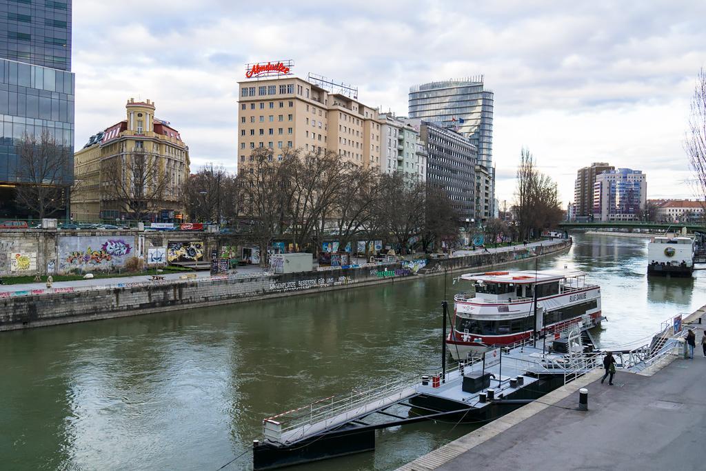 Вена: набережная, Карлсплац и снова Ринг