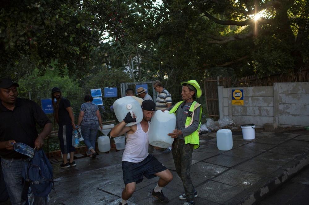 «День Ноль»: в Кейптауне собираются отключить воду