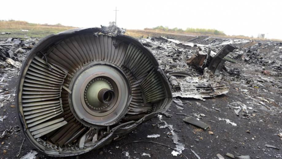 Девятый раунд дезинформации относительно MH17 (обзор дезинформации)