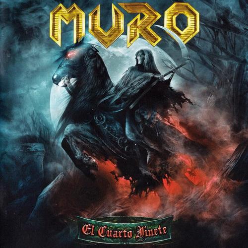 Muro - 2013 - El Cuarto Jinete [2017, Fighter Rec., FIGHT 002 CD, Spain]