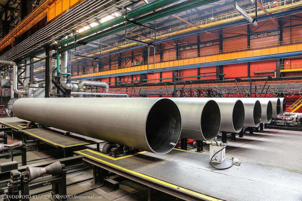 Газпром начал разбирать трубы, по которым шёл транзит через Украину