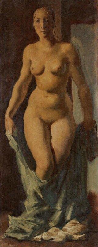 Обнаженная, 1928, Яковлев