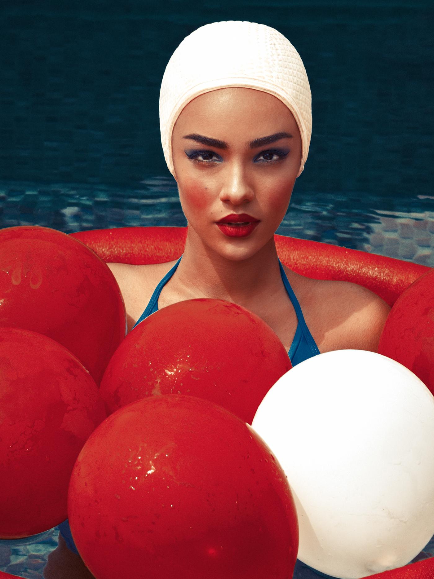 Charlotte Faconnier - Dreamer Pool / фото Elena Iv-skaya