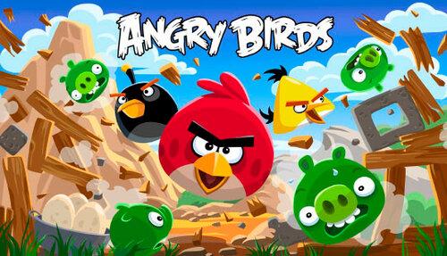 Angry Birds | Злые птицы