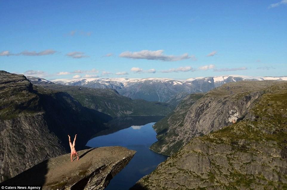 21. Норвегия