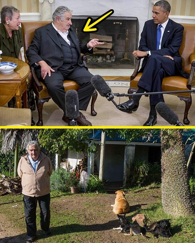 © eastnews  © eastnews     Экс-правителя Уругвая называют самым бедным президе