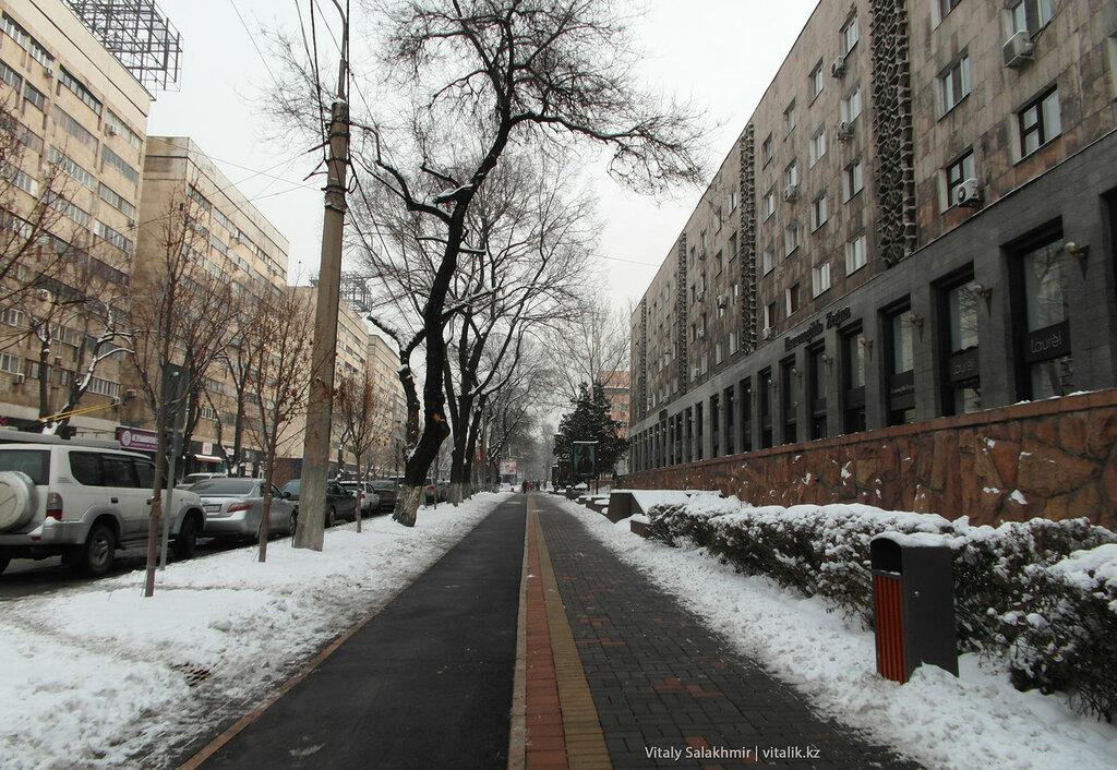 Тротуар на Гоголя.
