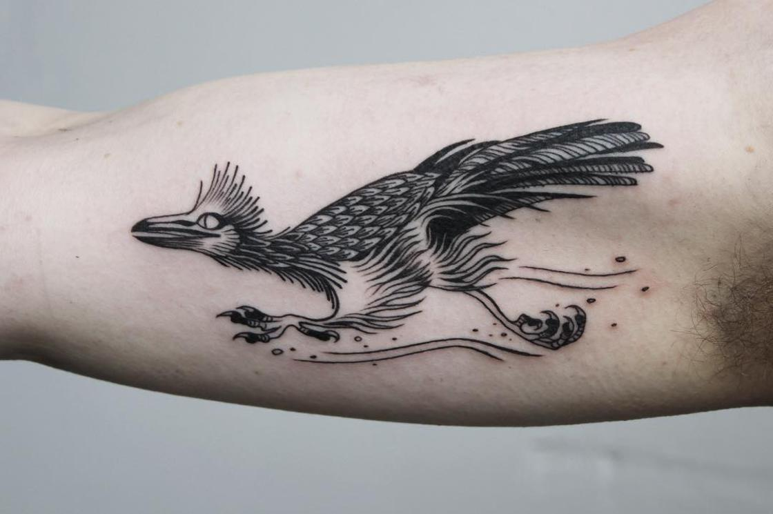 Black Lines - The impressive blackwork tattoos of A-B M Tattoo