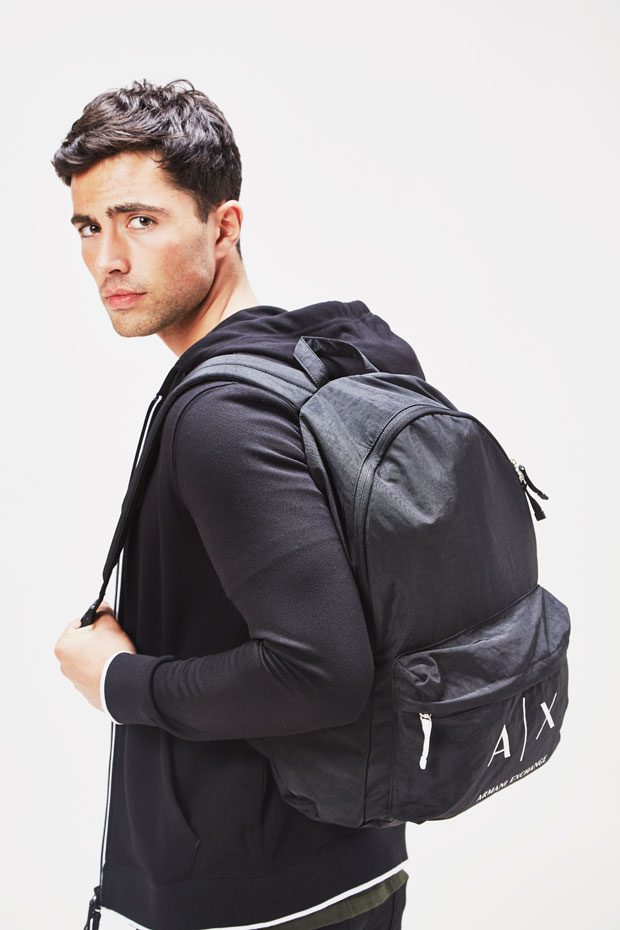 ARMANI EXCHANGE Teams Up With MAINLINE MENSWEAR