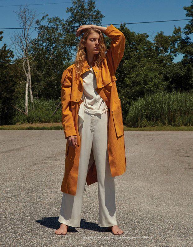 Lovewant Magazine  enlists fashion photographer  Nagi Sakai  to captu