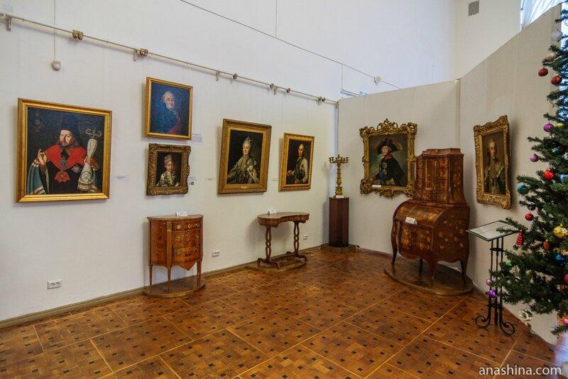 Собрание произведений живописи XVIII века, Рыбинск