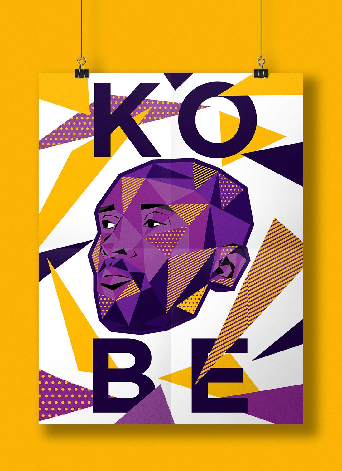 Pop Art NBA Players by Nick Bascus