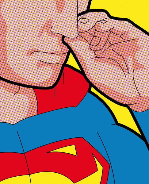 Secret Hero Life - Pop Icons - Gregoire Guillemin