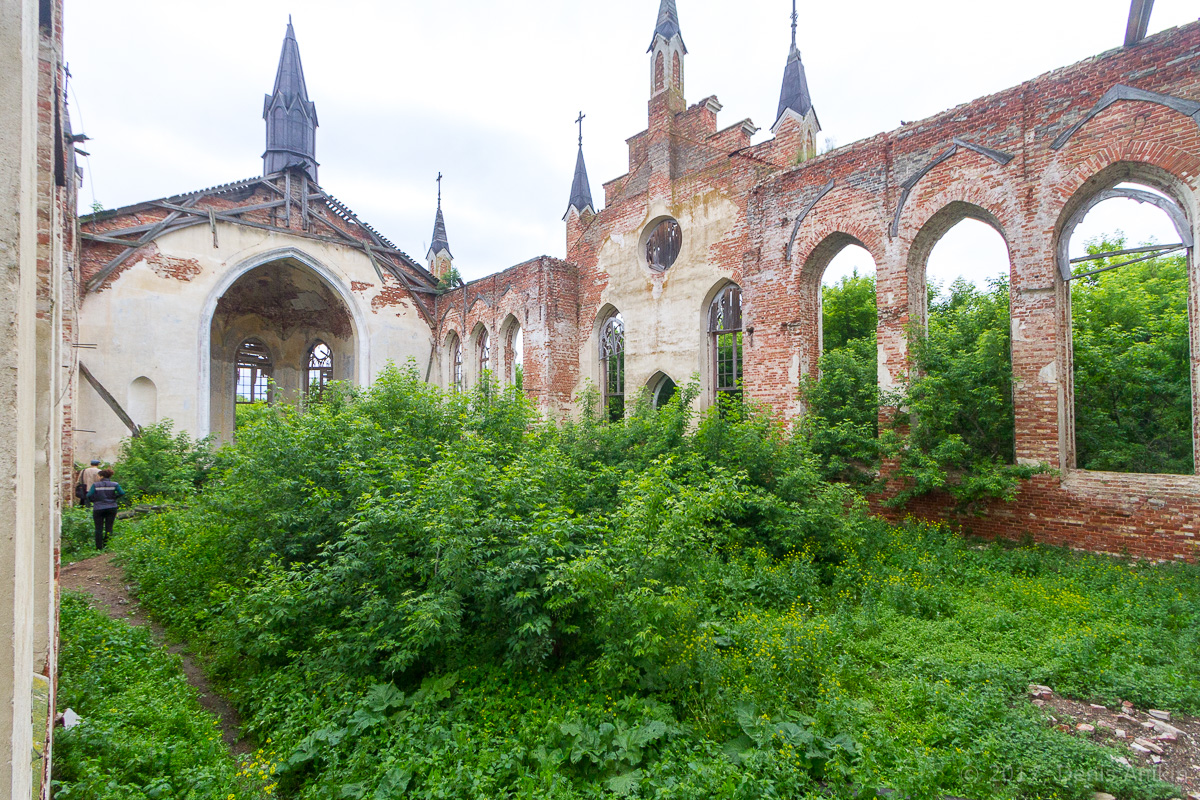 Церковь в Каменке фото 7