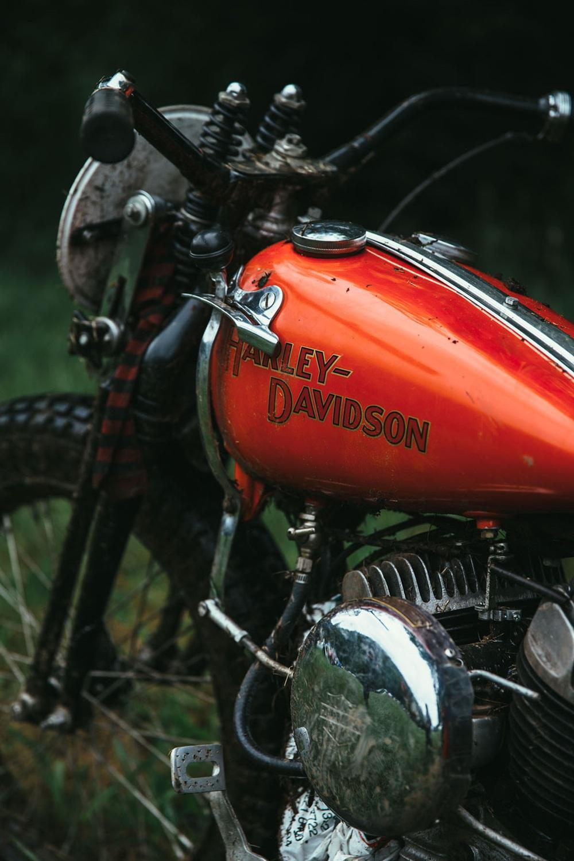 Флэт-трекер Harley-Davidson WR750 1946
