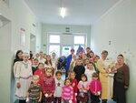 Рождественский утренник Воскресной школы Свято-Христорождественского храма. 10 января 2018
