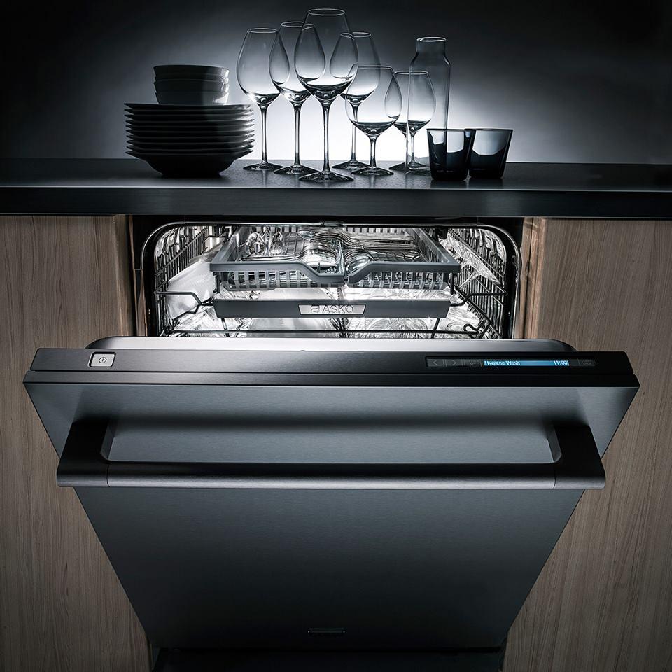 Самые вместительные в мире посудомоечные машины